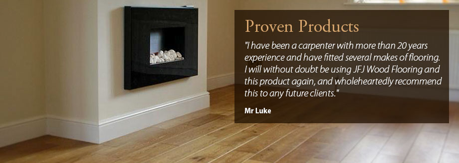 JFJ Wood Flooring selling proven products