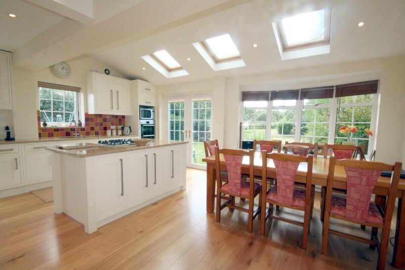 attractive Engineered Wood Flooring For Kitchens #9: Wonderful Engineered Wood Flooring Kitchen 800 x 533