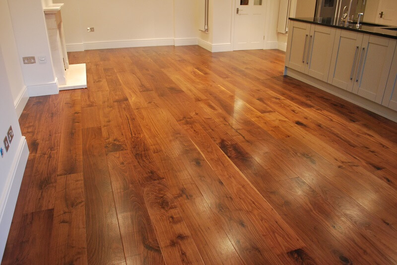 21mm Engineered Walnut Flooring Including American Black