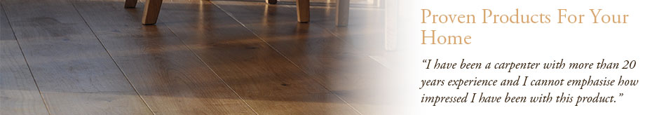 20 years experience in supplying wooden floors