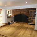 Engineered Hardwood Floor with underfloor heating