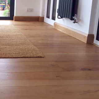 engineered oak flooring in weymouth, dorset