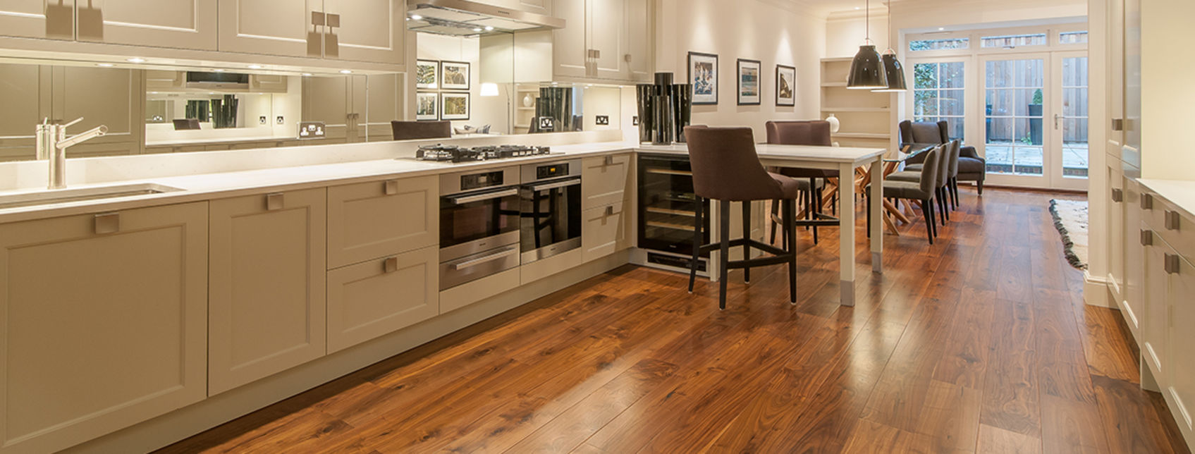 Wood Flooring Finishes