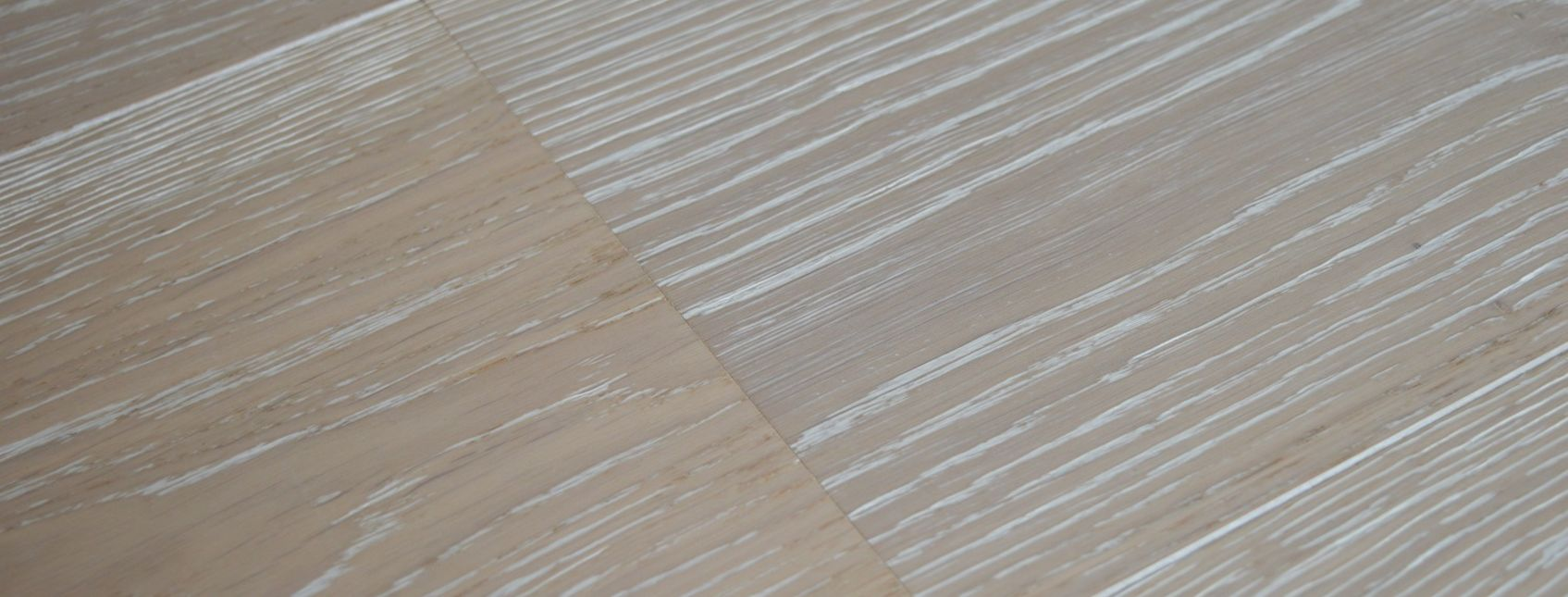 'Coastal' Limed Effect Flooring