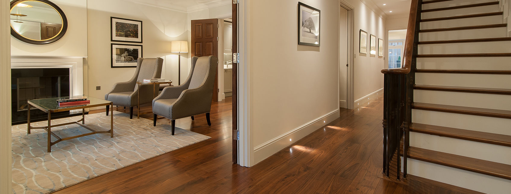 Wood flooring colours