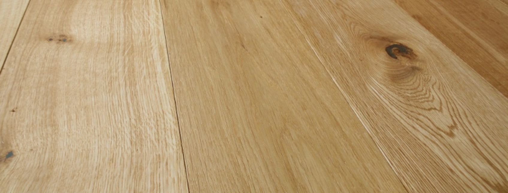 Treated country range oak flooring
