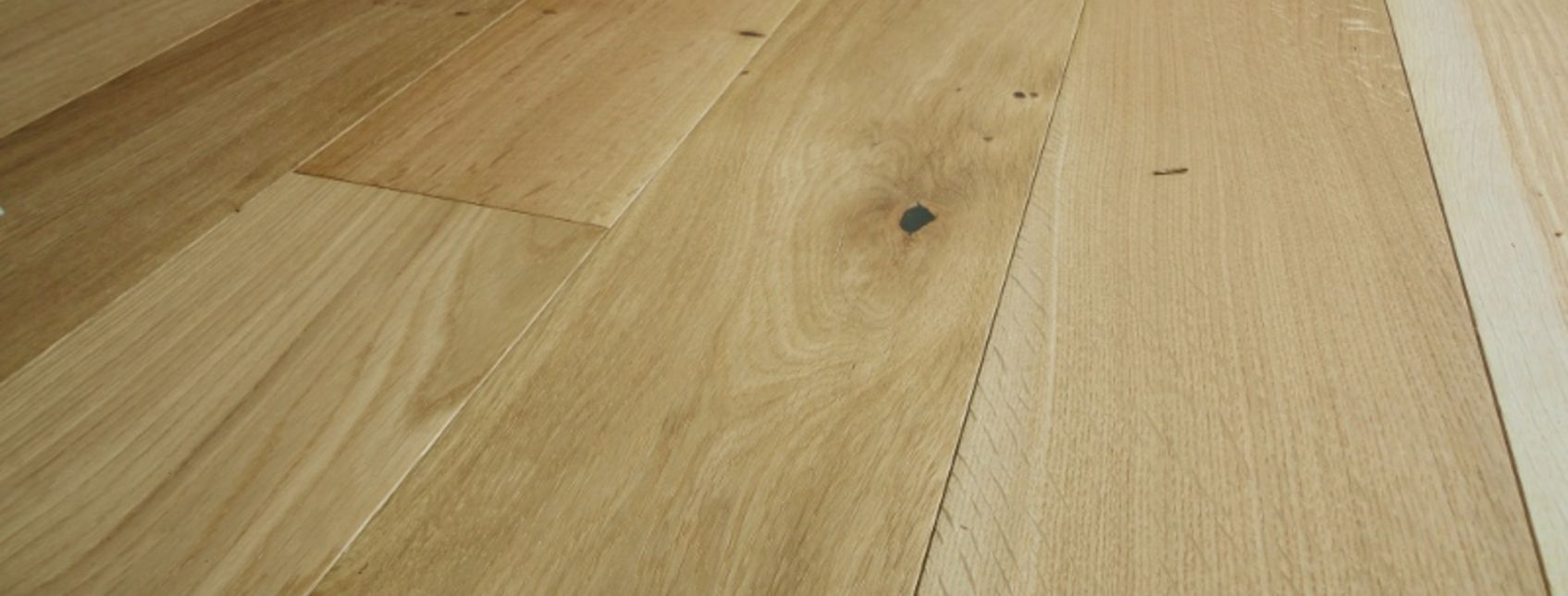 Country untreated engineered oak flooring