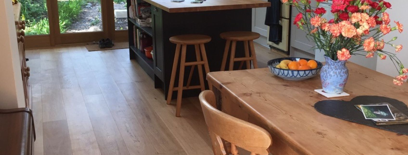 Classic 190mm - Engineered Oak in Doune, Stirling