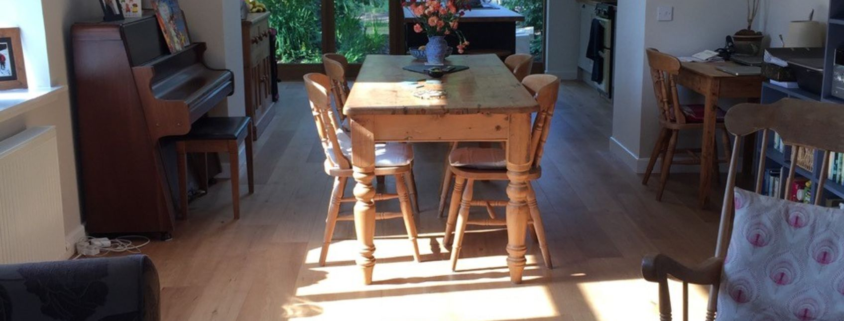 Local wood flooring specialists in Stirling, Scotland
