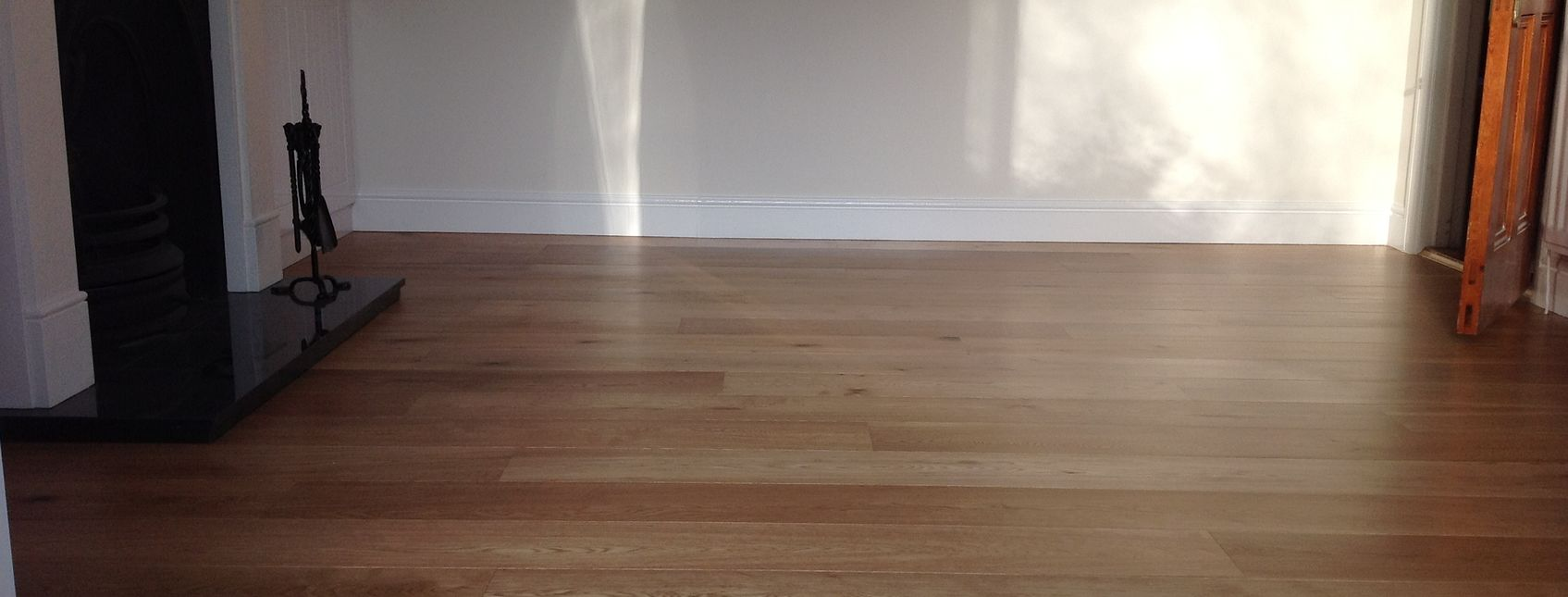 Natural Engineered European Oak Flooring