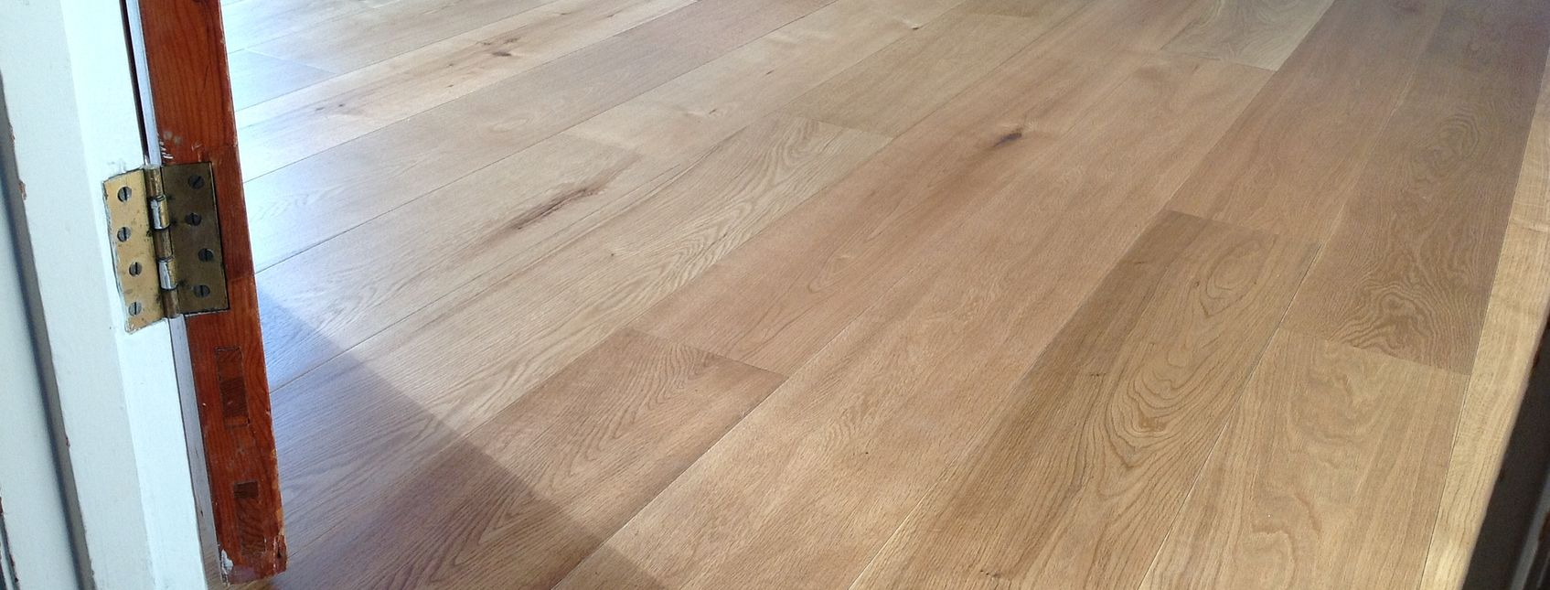 Engineered oak flooring in Southampton