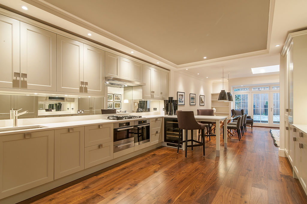 Engineered Wood Flooring In Kitchen Hd Photo