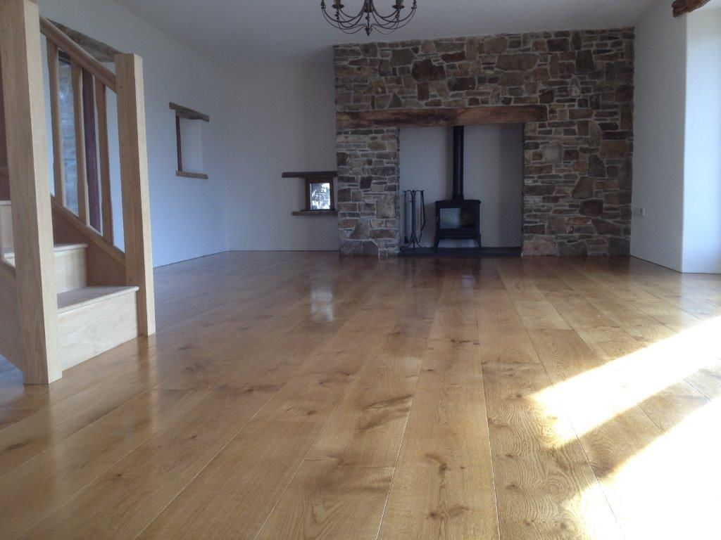 Fitting Amp Finishing Your Wooden Floor Jfj Wood Flooring