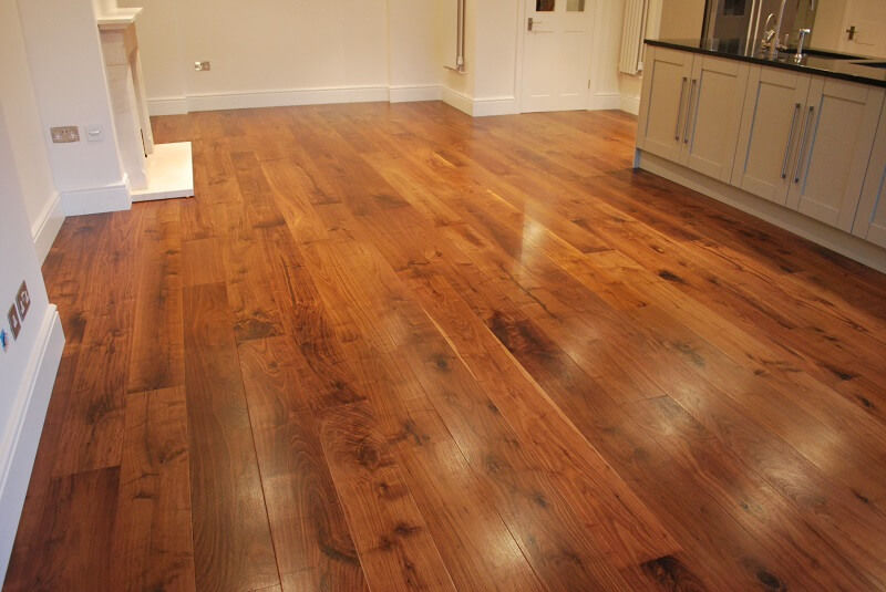 Black Walnut Floorboards Jfj Wood Flooring Specialists