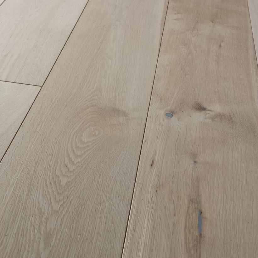 Natural European Oak Flooring