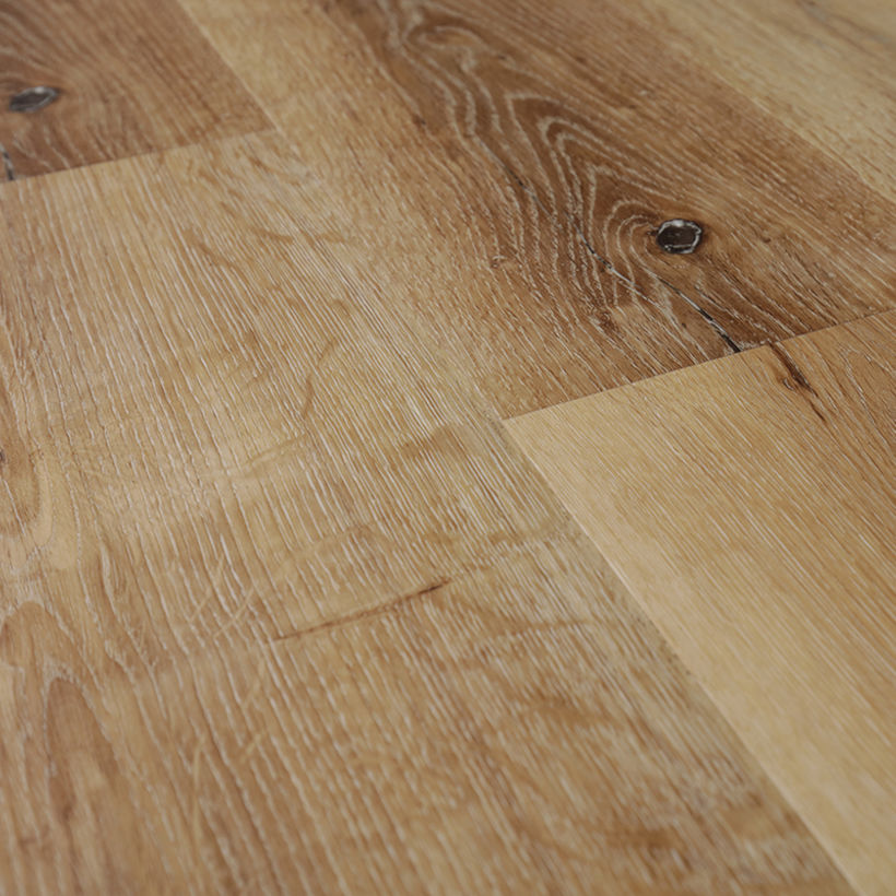 Durable Wood Flooring - WPC