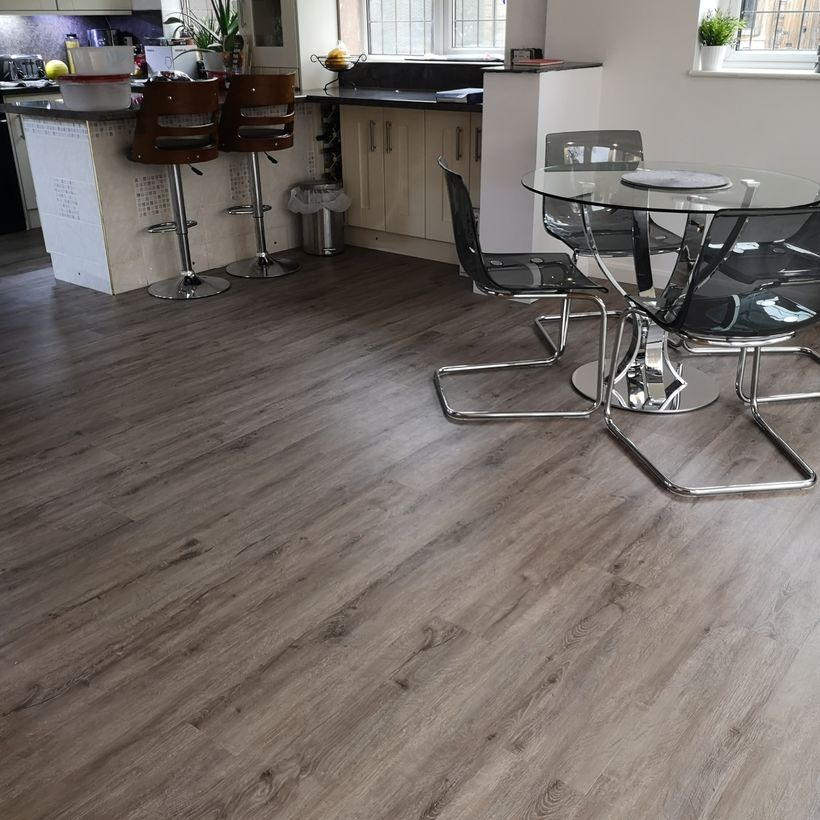 Luxury Vinyl Tile - Exmoor Smokes