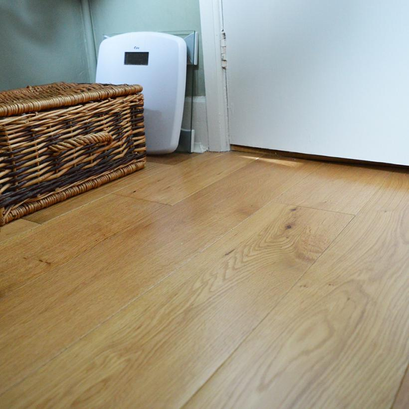 JFJ Wood Flooring | 'Country' Range | Engineered Oak Flooring