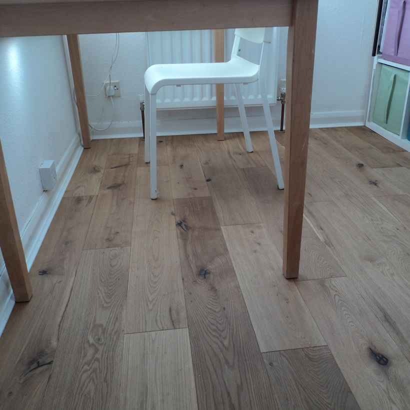 Oiled European Oak