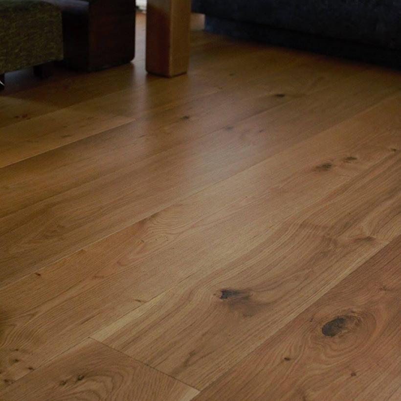'Supreme' 190mm x 21mm Engineered Oak Flooring