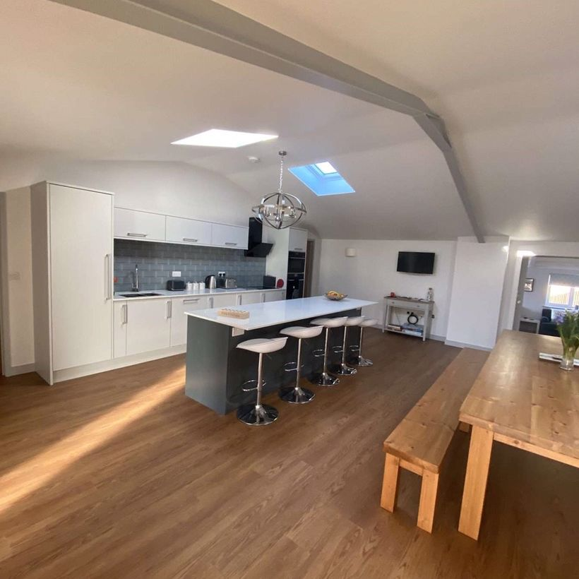 LVT - Perfect for a Kitchen