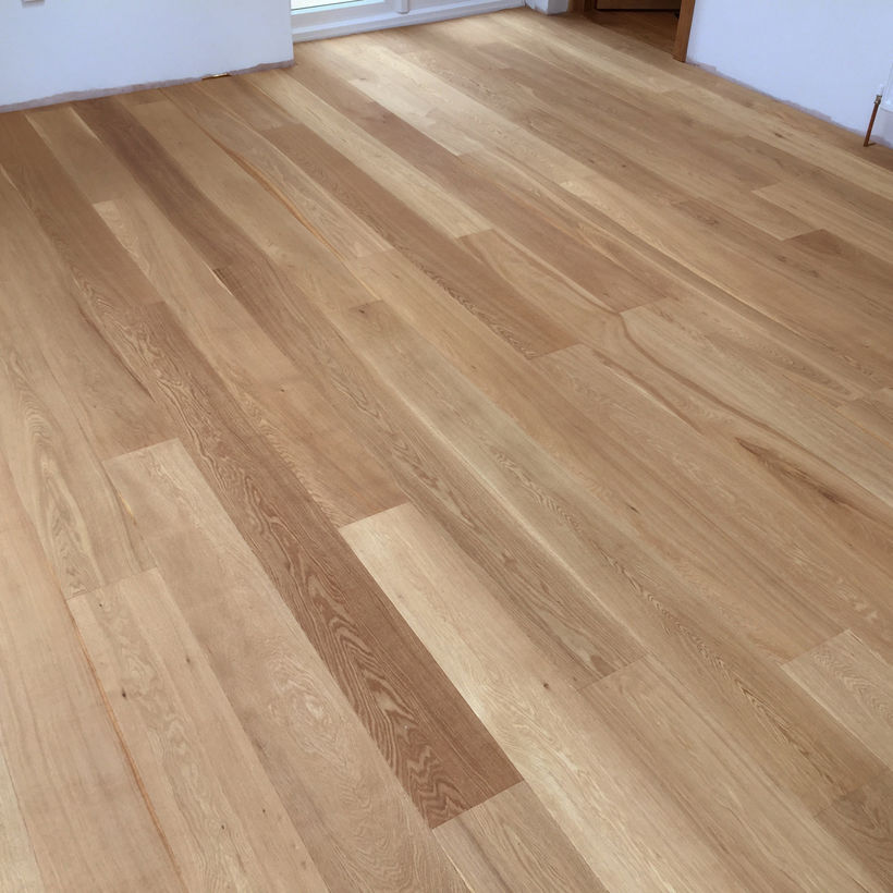 Woca Hardwax Oil Finish | Affordable Oak Flooring