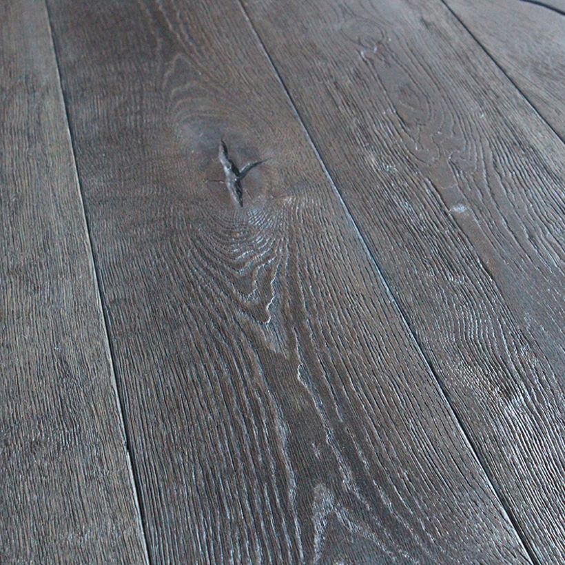 Engineered Black Oak Flooring | 220mm x 15mm