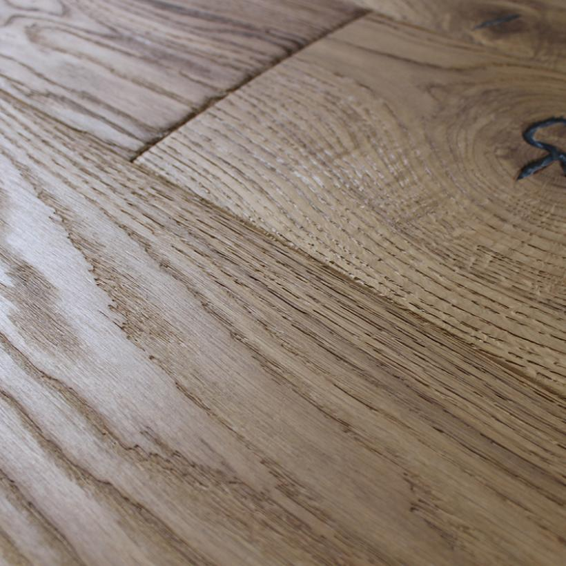 Distressed Oiled Flooring
