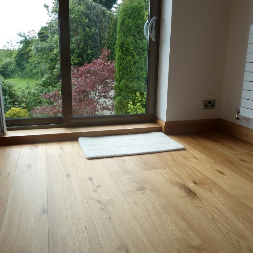 Affordable Oak Flooring | Matt Oil Finish