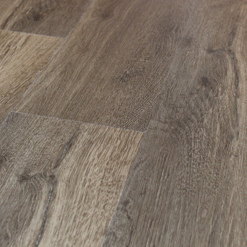 Dark Oak LVT Flooring