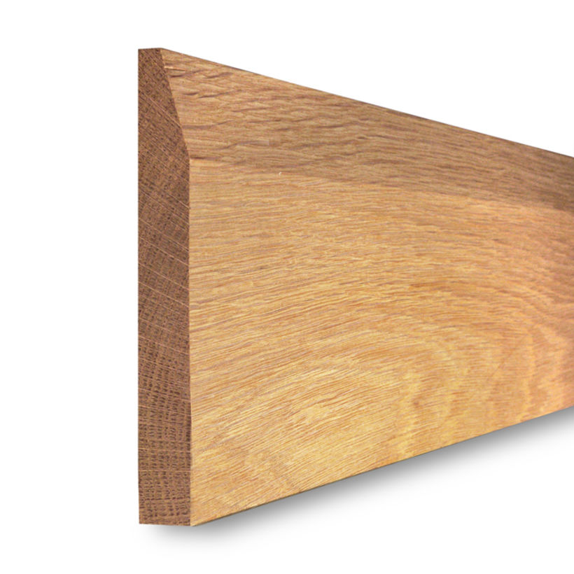 European Oak Skirting Board | 118mm x 21mm