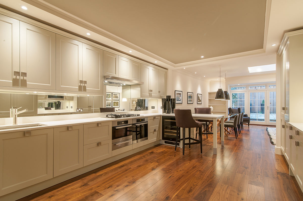 Kitchen flooring choices explained and how jfj can help for Wood floors in kitchen