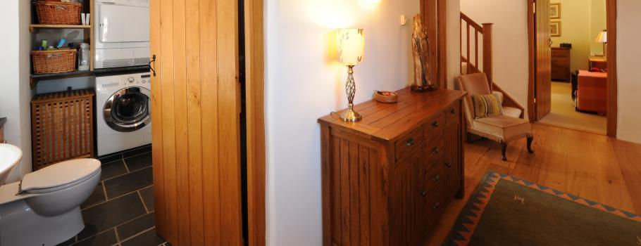 Internal solid wood country cottage doors