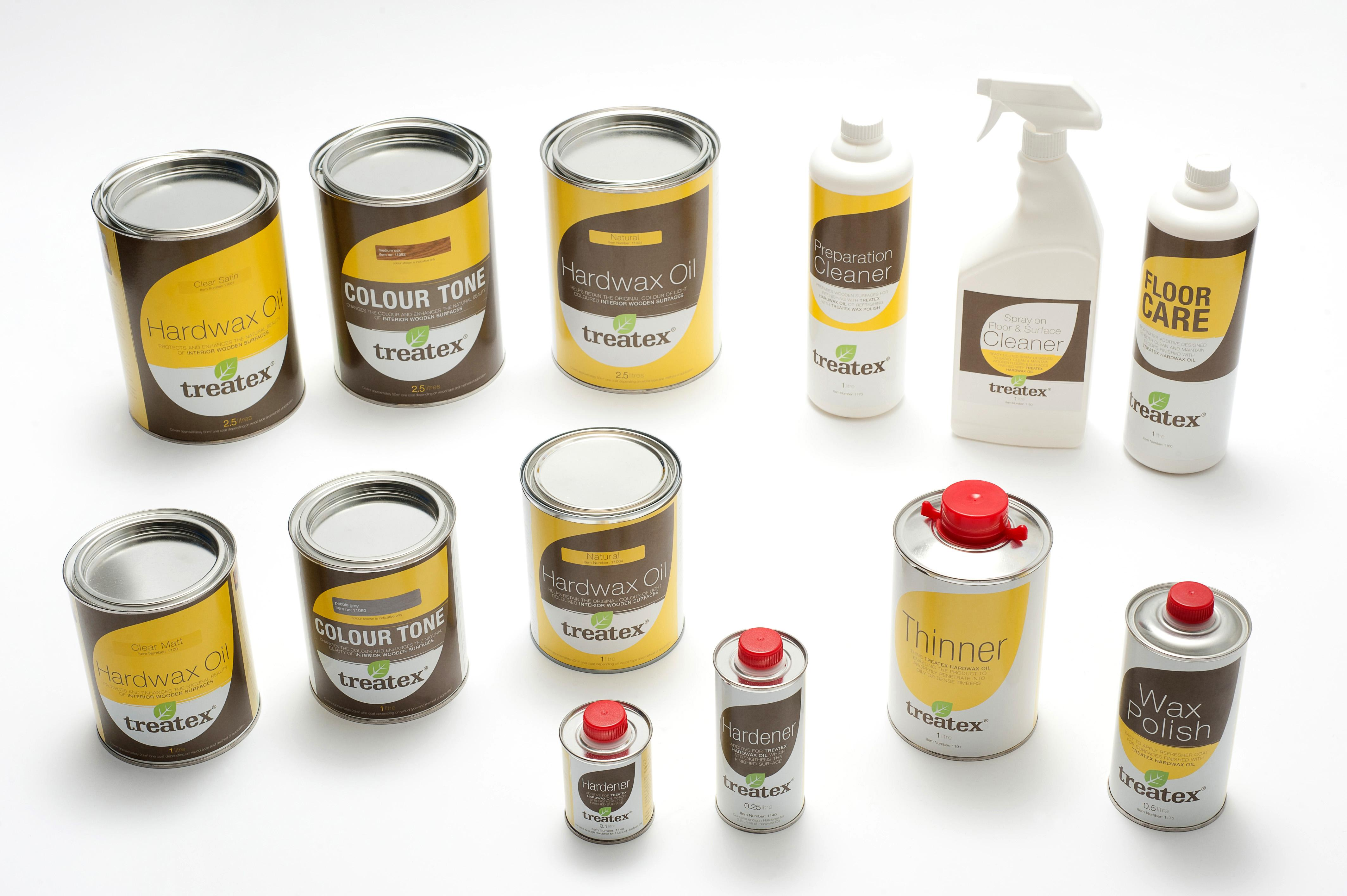 Treatex oil products