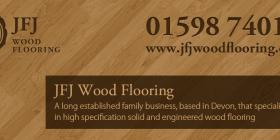 JFJ Wood Flooring new website