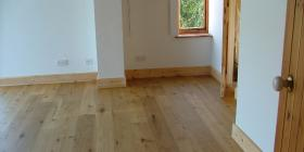 Supreme 190mm Treated With Clear Matt Treatex HWO in Shropshire
