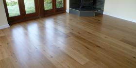 Engineered Oak With Clear Satin Treatex in Worcestershire house