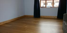 Engineered oak flooring in Edinburgh