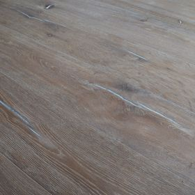 Brushed Engineered White Oak Flooring