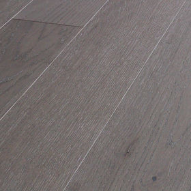 'Oceano Pebble' Light Grey Oak Flooring | 180mm x 13mm