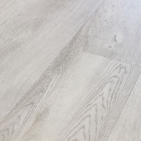 White Wood Plastic Composite Flooring
