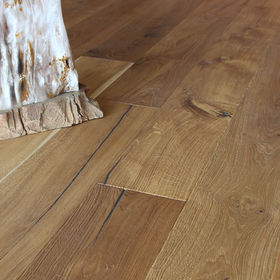Distressed Oak Flooring